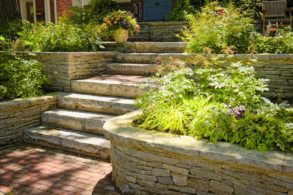 Retaining Walls in Sydney by Alex Paving